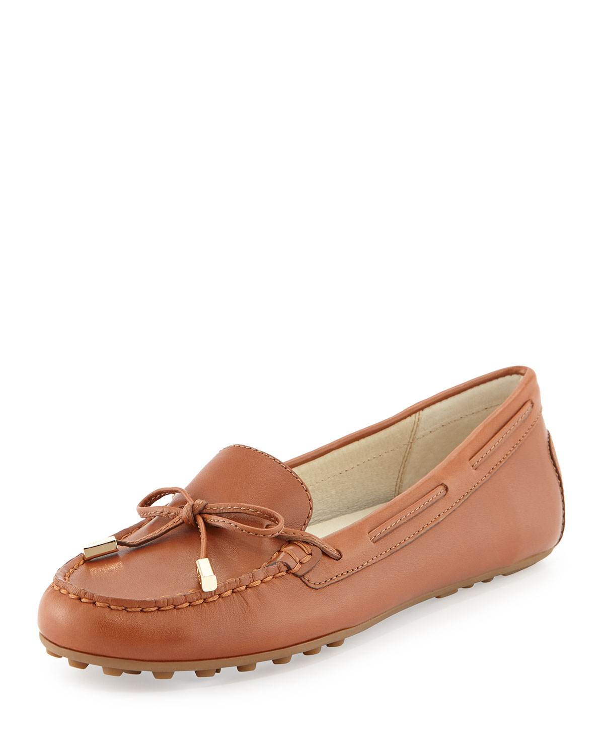 ce6e63b8f212b Daisy Leather Moccasin Loafer