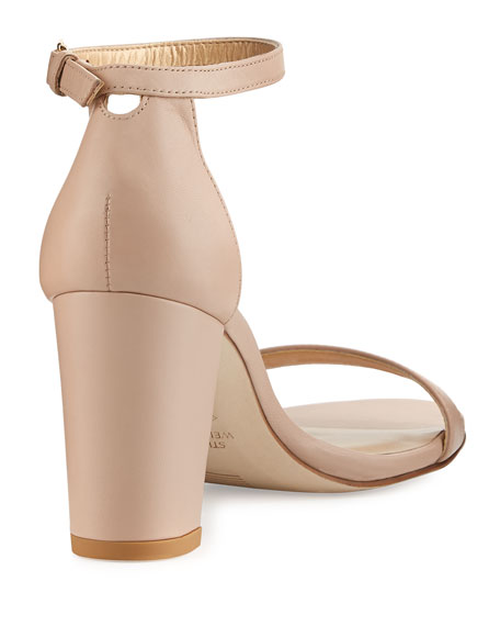Nearlynude Leather City Sandal