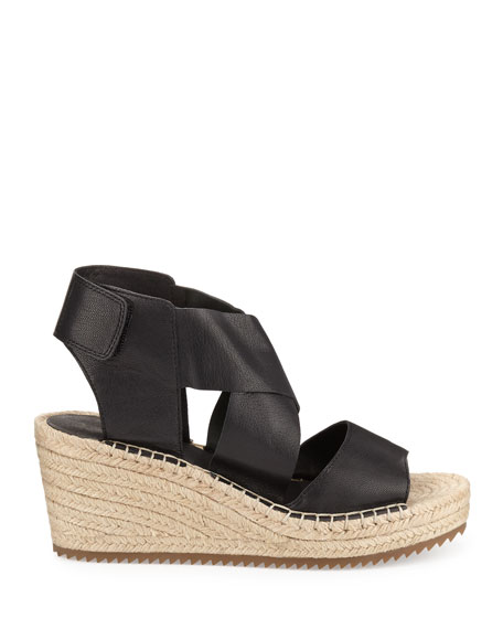 Eileen Fisher WILLOW ESPADRILLE WEDGE