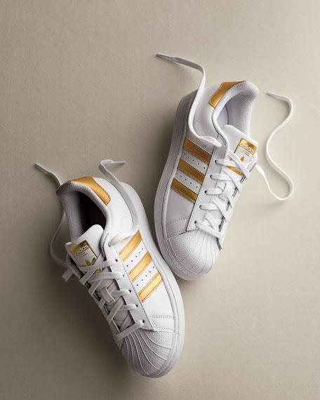 Bb5114 Women's adidas Originals Superstar Metal Toe W White
