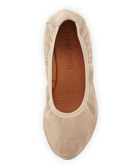 Natalie Stretch Ballerina Flat