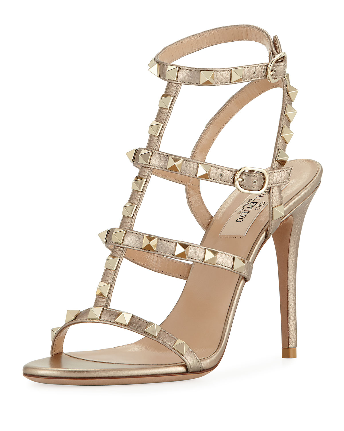 shoebaloo garavani leather nl stud sandals valentino nude stiletto women rockstud rock