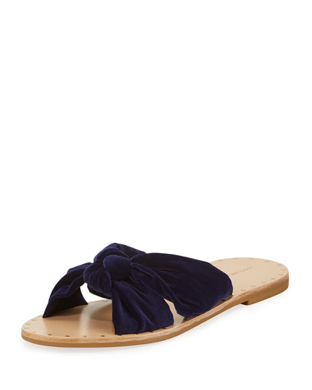 No21 Twisted Knot Flat Sandals Free Shipping High Quality Clearance Manchester Outlet Locations Cheap Price Where Can I Order Lowest Price Cheap Online SoFkeof
