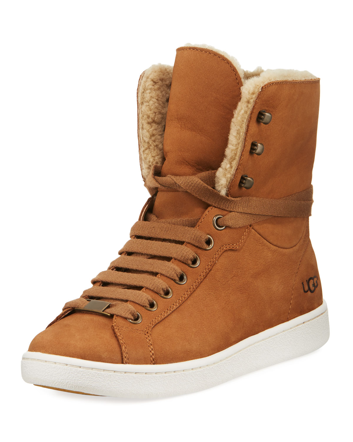 64aa0d7f890 Starlyn Shearling High-Top Sneakers