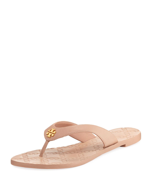 4d96cee55cd6 Tory Burch Monroe Flat Thong Sandal