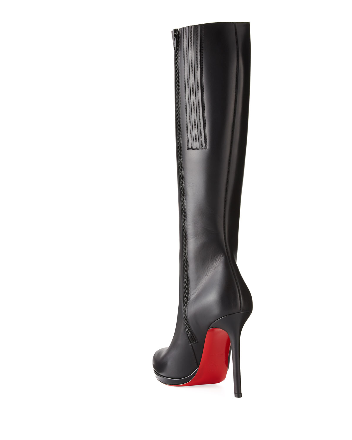 info for a63f1 49816 Botalili Tall Red Sole Boot