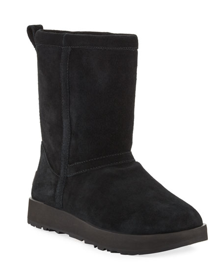 Image 1 of 3: Classic Water-Resistant Short Boot