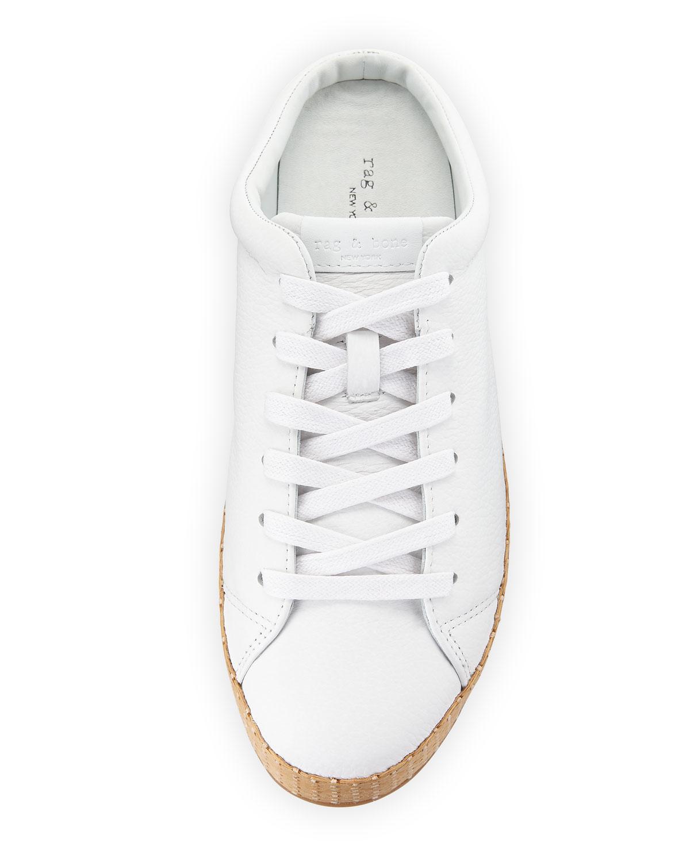 1b5c5ca07eeee Rag & Bone RB1 Leather Slide Sneaker Mule | Neiman Marcus