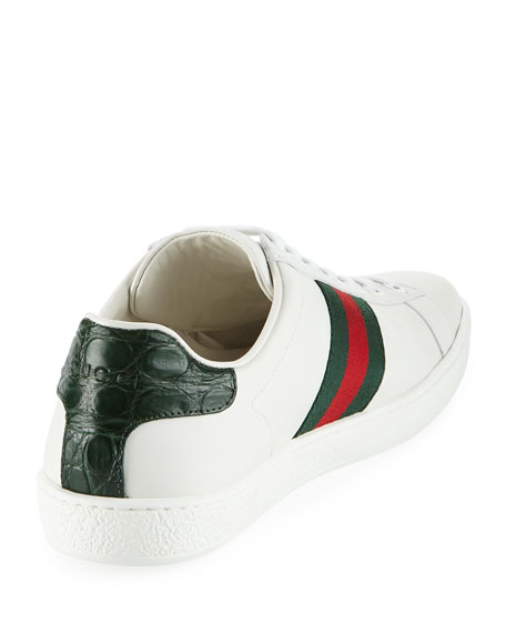 Gucci New Ace Sneaker Basic