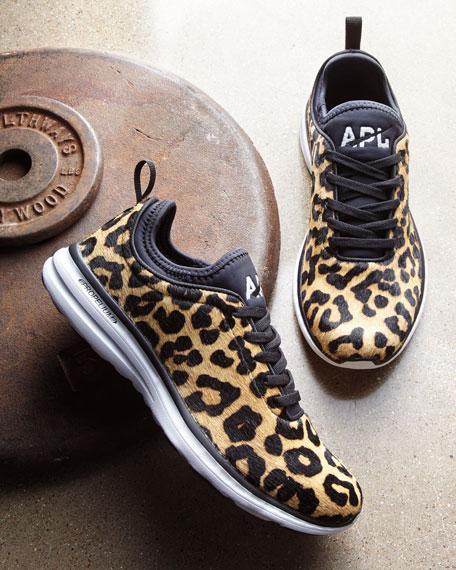 Techloom Phantom Haircalf Sneakers