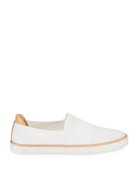 UGG Sammy Knit Platform Sneakers