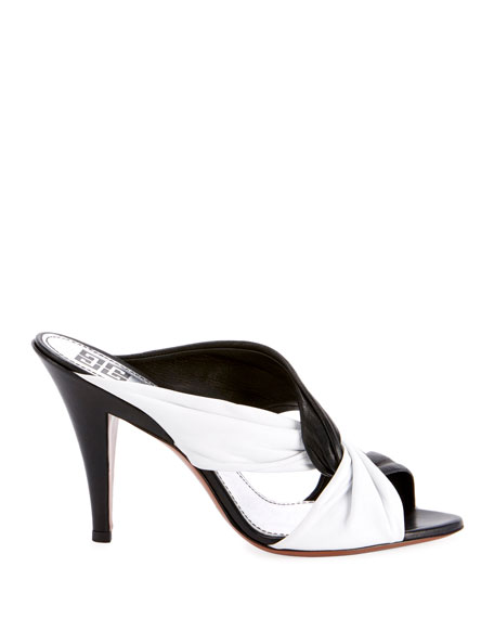 Givenchy Twist-Strap High Sandals