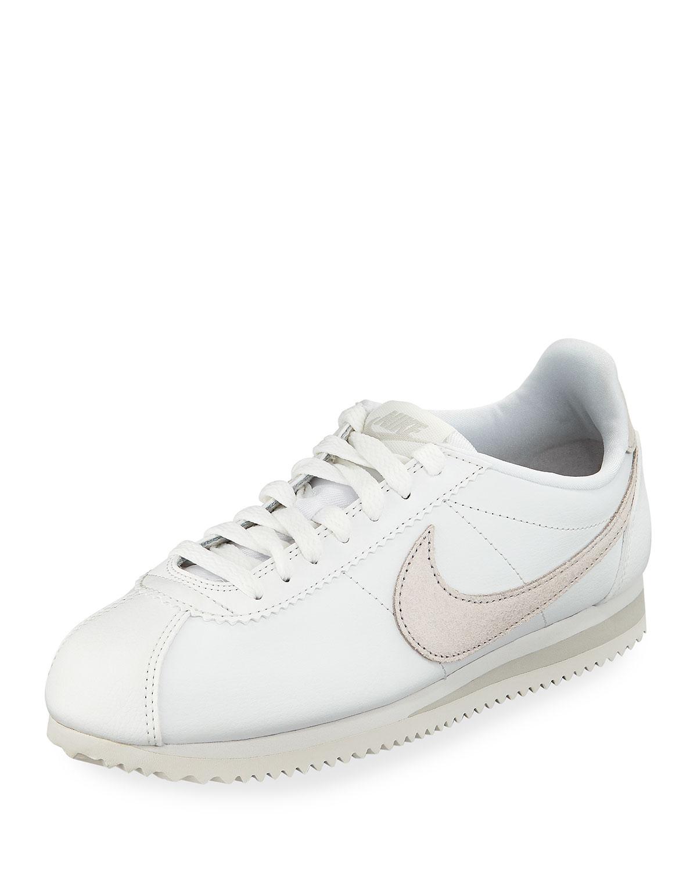 low priced f285b f8070 NikeWomens Classic Cortez Premium Sneakers