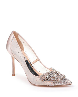 3bfcb3eeb0d Bridal & Wedding Shoes at Neiman Marcus