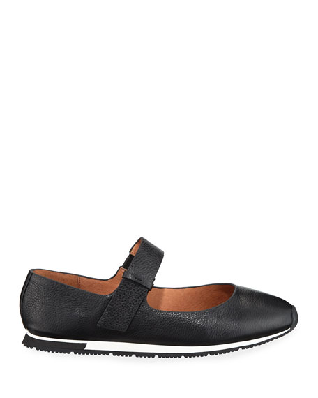 Gentle Souls Luca Leather Mary Jane Sneakers