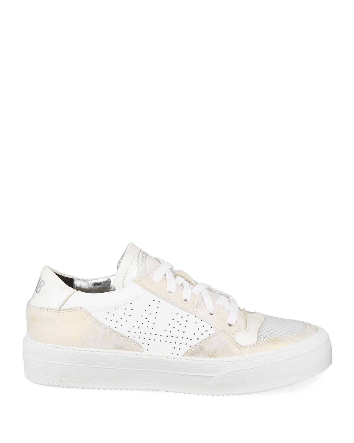 P448 Spacelow Pearlized Low-Top