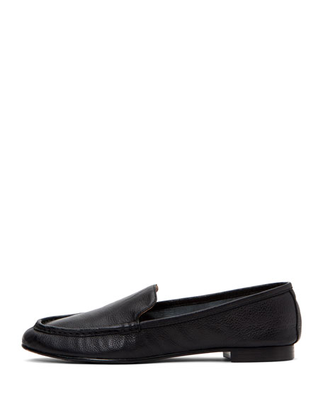 Taryn Rose Collection Diana Tumbled Leather Loafers