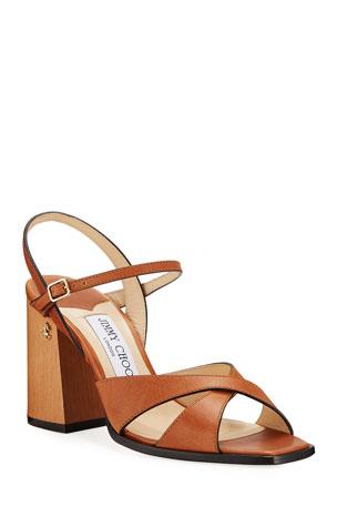 Women High Heel Canvas Denim Sandal Cool Boots Peep Toe Girls Casual Shoes Zsell