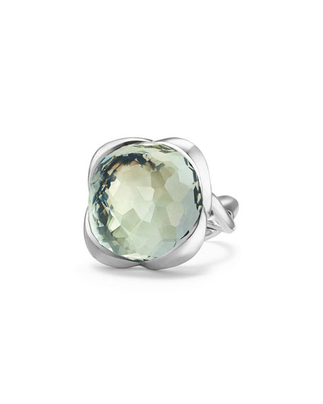 Continuance Faceted 20mm Ring