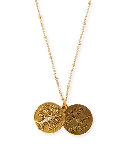 Tree of Life Talisman Necklace