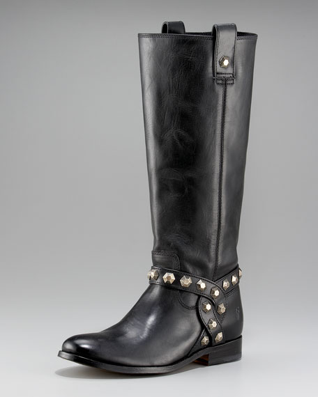 Melissa Honeycomb Knee Boot