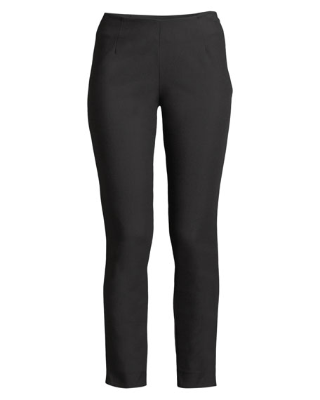 Catherine Slim-Leg Ankle Pants