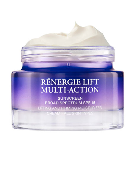 Image 1 of 4: Lancome 2.6 oz. R&#233nergie Lift Multi-Action Day Cream With SPF 15