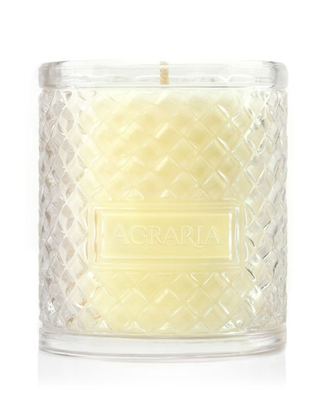 Agraria Golden Cassis Woven Crystal Perfume Candle, 7 oz.