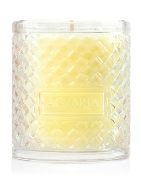 Agraria Bitter Orange Woven Crystal Perfume Candle, 7