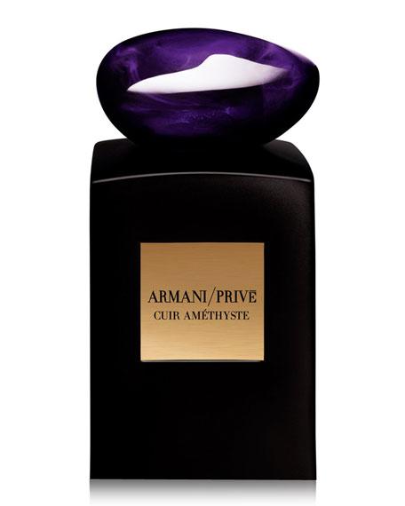 Giorgio Armani Prive Cuir Amethyste Eau De Parfum, 3.4 oz./ 100 mL