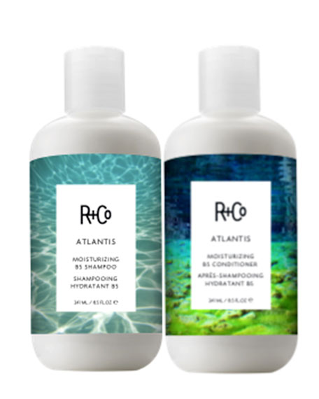 R+Co Atlantis Moisturizing Shampoo, 8.5 oz.