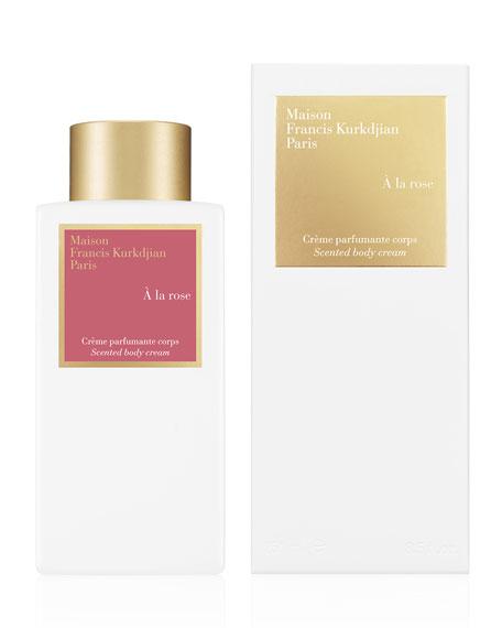 Maison Francis Kurkdjian À la rose Scented Body Cream, 8.5 oz./ 250 mL