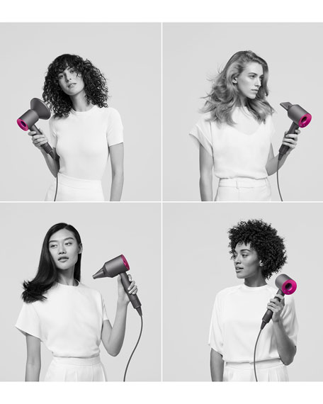 Dyson Supersonic Hair Dryer in White