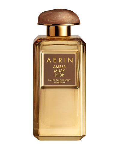 Amber Musk d'Or Eau de Parfum, 3.4 oz./ 100 mL