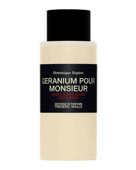 Frederic Malle Geranium Pour Monsieur Body Wash, 7 oz./ 200 mL