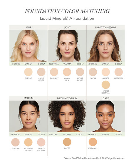 Image 2 of 2: Jane Iredale 1.0 oz. Liquid Minerals A Foundation