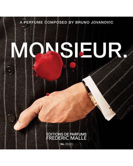 Frederic Malle Monsieur.  Perfume, 1.7 oz./ 50 mL