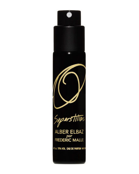 Frederic Malle Superstitious Travel Perfume Refill, 0.3 oz./