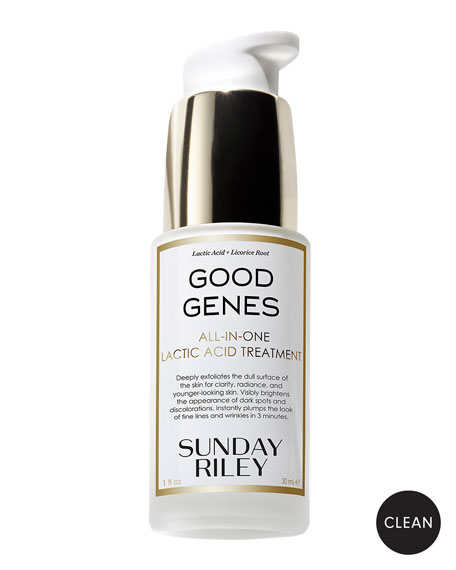 Sunday Riley Modern Skincare Good Genes All-In-One Lactic Acid Treatment, 1.0 oz./ 30 mL