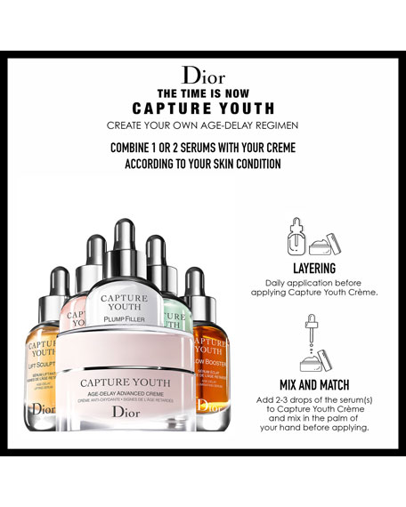 Dior Capture Youth Age-Delay Advanced Creme, 1.7 oz./ 50 mL