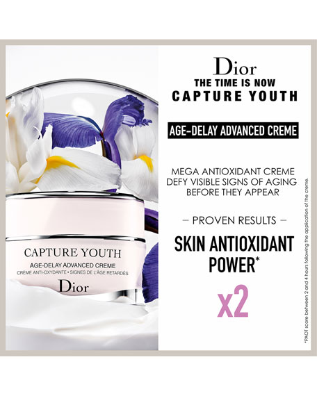 Image 5 of 5: Dior 1.7 oz. Capture Youth Age-Delay Advanced Creme