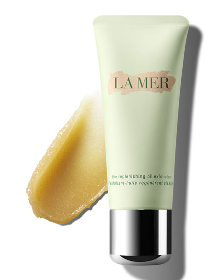 La Mer The Replenishing Oil Exfoliator, 3.4 oz.