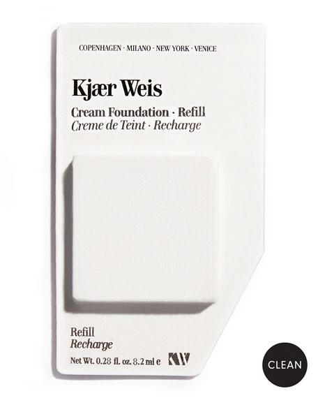 Kjaer Weis Cream Foundation Refill