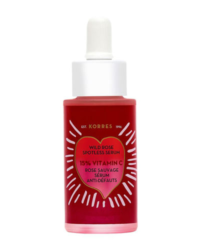 Wild Rose 15% Vitamin C Spotless Serum  1.0 oz./ 30 mL