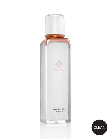 EIGHTH DAY Facial Cleansing Gel, 1.7 oz./ 50 mL
