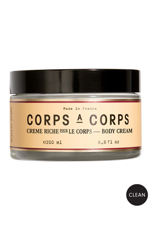 Bastide Corps-à-Corps Body Cream, 6.7 oz./ 200 mL