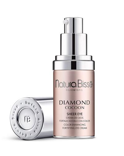 Diamond Cocoon Sheer Eye Cream  0.8 oz. / 25 mL