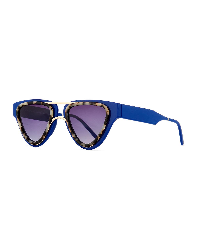 c60a1f79b3 Smoke X Mirrors Sodapop V Triangular Sunglasses