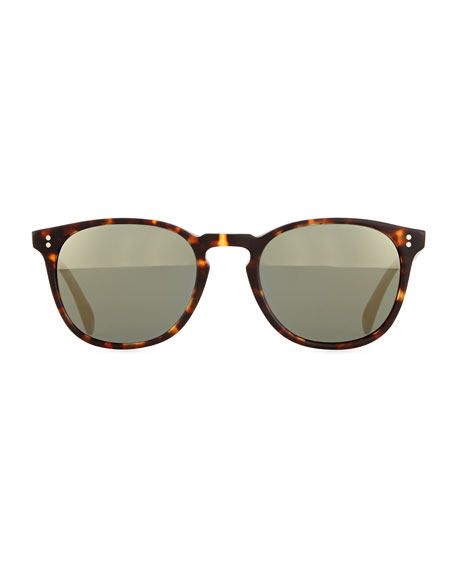 Image 2 of 3: Oliver Peoples Finley Universal-Fit Photochromic Sunglasses