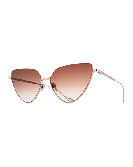 Image 1 of 3: Jacqueline Cat-Eye Sunglasses